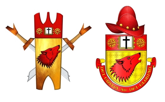 Native-and-Spanish-shield-forms