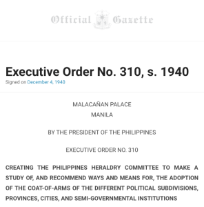 philippine-heraldry-committee-creation-order