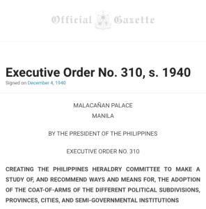philippine-heraldry-committee-creation-order