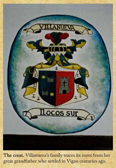 villanueva-family-crest-at-house