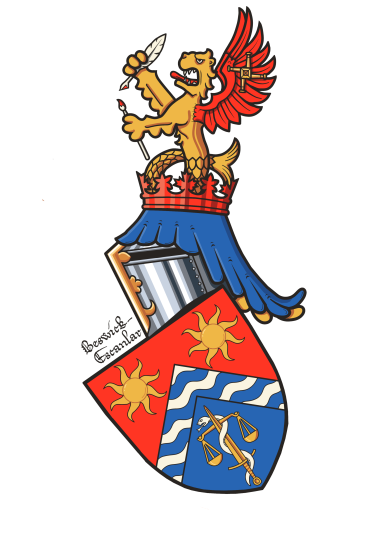 Bellenville Armorial style