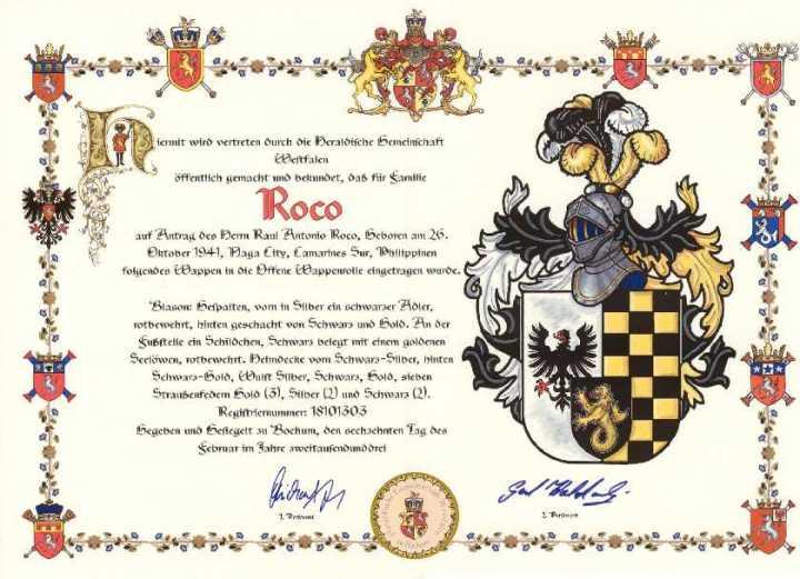 Roco German